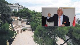 Şato Restoranı başkanlık konutuna çeviren Tunç Soyer'e CHP'li Kemal Karataş'tan sert tepki: Sen burjuva artığısın