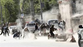 Afganistan'da Taliban'ın polis karakoluna düzenlediği saldırıda 2 polis öldü