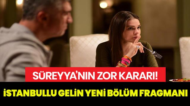 İstanbullu Gelin 87. yeni bölüm fragmanı geldi mi? İstanbullu Gelin son bölümünde neler oldu?