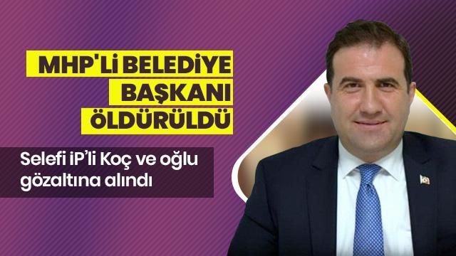 Bıçaklı saldırıya uğrayan MHP'li Doğanhisar Belediye Başkanı İhsan Öztoklu'dan acı haber