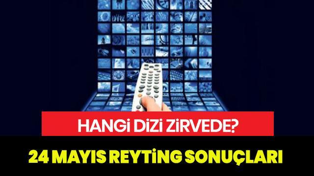24 Mayıs reyting sonuçları belli oldu mu? Hercai mi, İstanbullu Gelin mi, Arka Sokaklar mı kim birinci?
