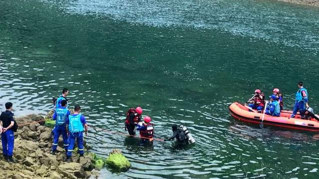 Çin'de bir yolcu gemisinin alabora olması sonucu 10 kişi öldü, 8 kişi ise kayıp