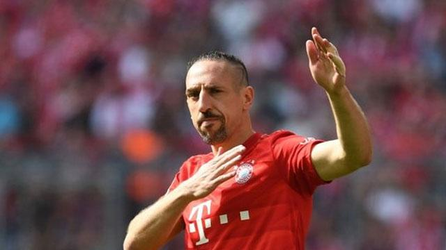 Ribery Galatasaray'a göz kırptı