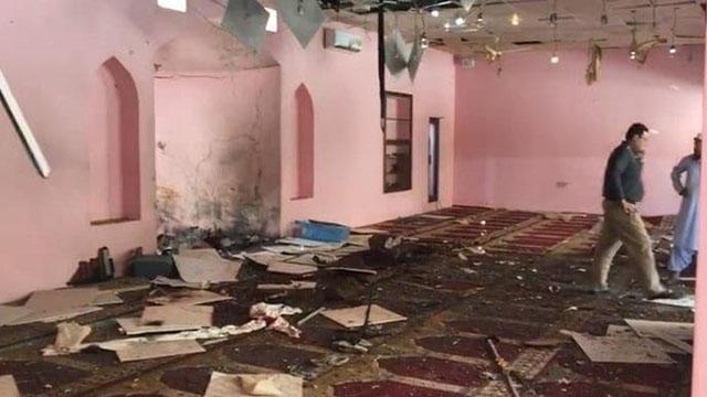 Afganistan'da cuma namazında bombalı saldırı: 1 din alimi hayatını kaybetti