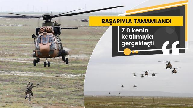Uluslararası Anadolu Ankası Tatbikatı