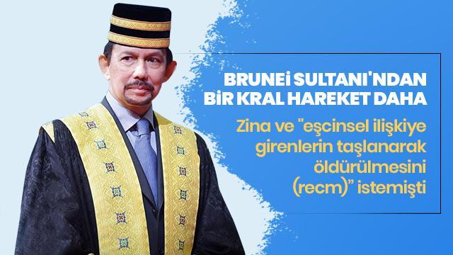 Brunei Sultanı fahri doktorasını Oxford'a iade etti