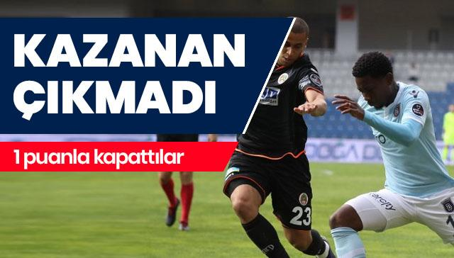 Medipol Başakşehir ligi ikinci bitirdi