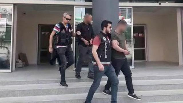 Bursa'da uyuşturucu çetesine operasyon
