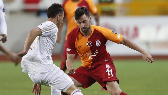 Şampiyon Galatasaray mağlubiyetle kapattı