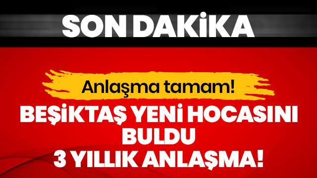 SON DAKİKA! Beşiktaş'tan Abdullah Avcı'ya 3 yıllık sözleşme