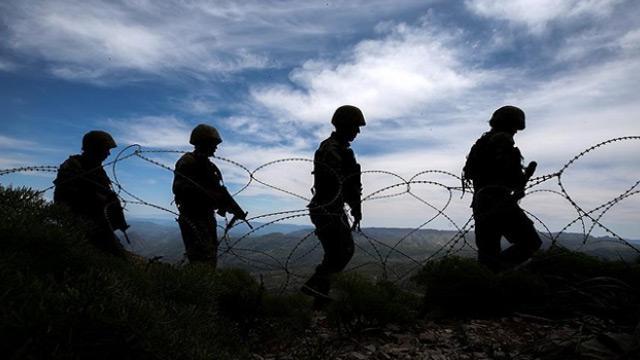 Edirne'de 10 düzensiz göçmen yakalandı