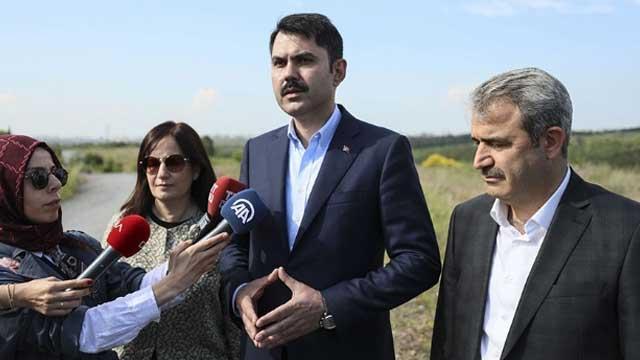Çevre ve Şehircilik Bakanı Murat Kurum: Önümüzdeki hafta eylem planımızı açıklayacağız