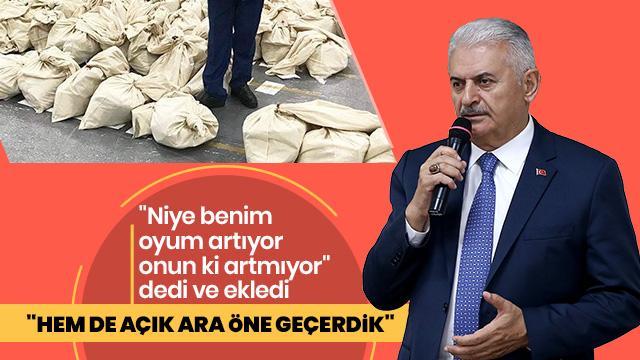 """""""7,5 milyon oyu saysaydık açık ara öne geçerdik"""""""
