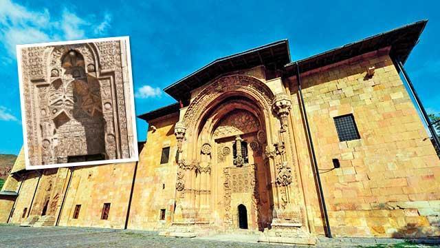 İslam mimarisinin göz bebeği Divriği Ulu Cami