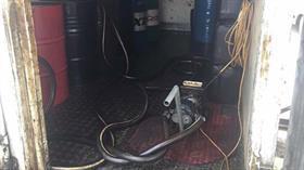 Adana'da 2 bin 350 litre kaçak akaryakıt ele geçirildi