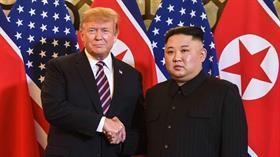 ABD Başkanı Trump: Kuzey Kore'nin kısa menzilli füze denemeleri beni rahatsız etmedi