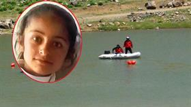 Van'da baraja düşen 7 yaşındaki Evin'i arama çalışmaları devam ediyor
