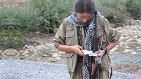 PKK'nın kirli yüzü, kadın teröristin not defterinde: Önce tecavüz ardından infaz