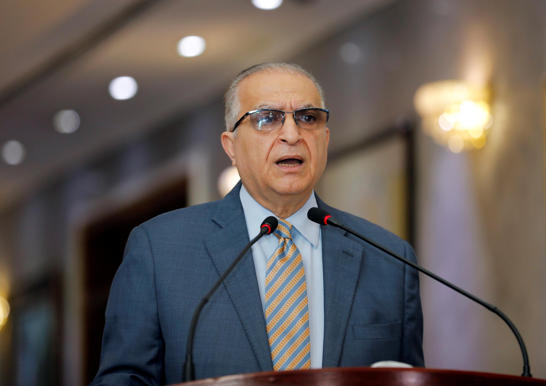 Irak Dışişleri Bakanı Ali el-Hekim: ABD'nin İran yaptırımlarına karşıyız