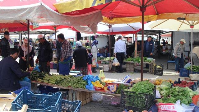 Vatandaşlar memnun, pazarda fiyatlar düştü