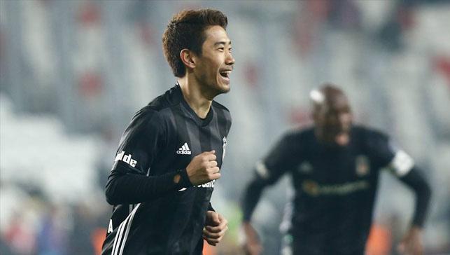 Kagawa'dan Beşiktaş'a veda