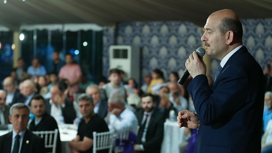Bakan Soylu: İstanbul'dan aldıkları gücü başkalarına ciro edecekler