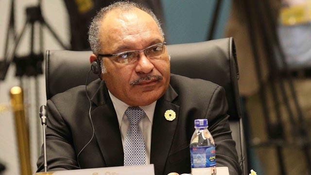 Papua Yeni Gine Başbakanı O'Neill istifa etti