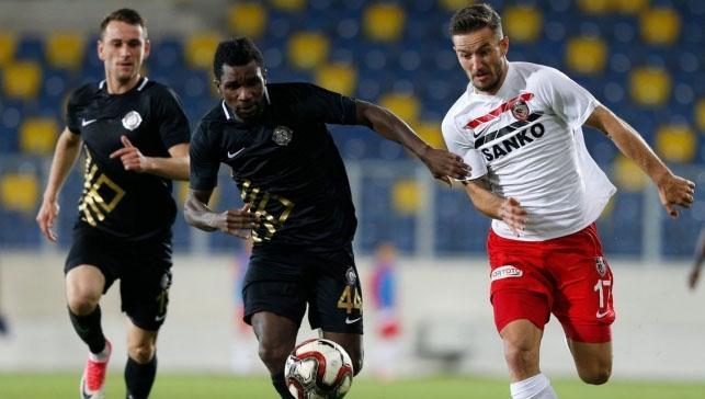 Penaltılarla kazanan taraf Gazişehir Gaziantep