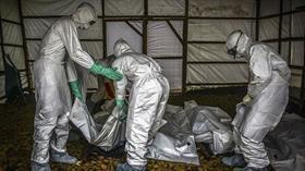 Kongo Demokratik Cumhuriyeti'nde Ebola'dan ölenlerin sayısı 1183'e çıktı