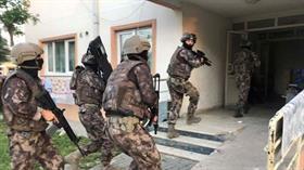 Son dakika... Bursa'da bin polisle dev uyuşturucu operasyonu yapıldı