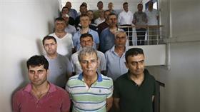 İki ayrı görüşme kaydı, yurtta sulh konseyi üyesi olmadıklarını savunan FETÖ'cüleri ele verdi