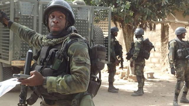 Kamerun ordusunun ayrılıkçılara düzenlediği operasyon da 17 kişi öldü