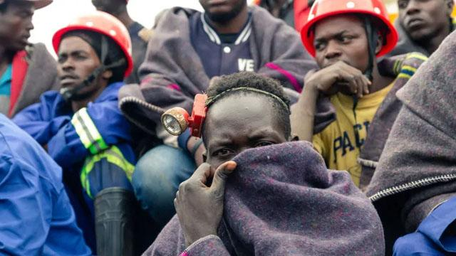 Zimbabve'de meydana gelen maden kazasında 8 madenci öldü