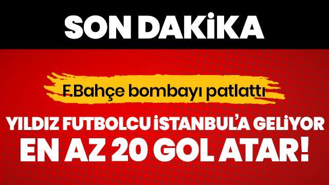 Fenerbahçe bombayı patlattı! Edin Dzeko İstanbul'da