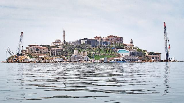 Yassıada artık özgürlük adası