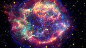Parmağınıza taktığınız altın yüzük bir süpernova patlamasından gelmiş olabilir