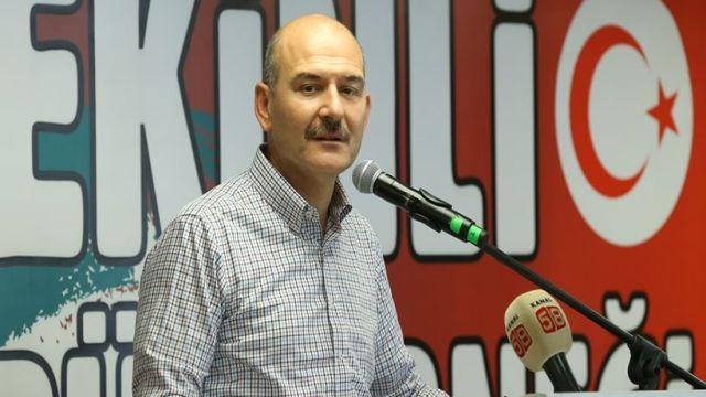 İçişleri Bakanı Soylu: Beylikdüzü'nde başladığın camiyi bitir