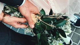 Oyuncu Müge Boz ile Caner Erdeniz evlendi