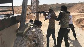 Libya'da UMH ile Hafter güçleri arasındaki çatışmalar devam ediyor