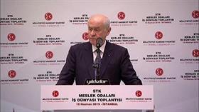 MHP Genel Başkanı Devlet Bahçeli: Trump ölçüyü çoktan kaçırmıştır