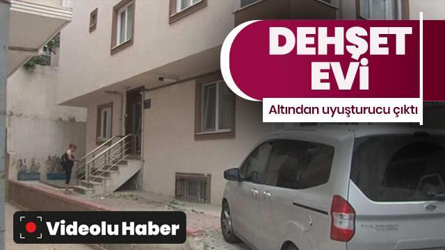 Ümraniye'de dehşet evi! Cinayetin perde arkasında uyuşturucu çıktı