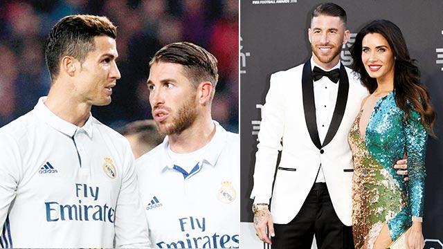 Düğününde Ronaldo yok