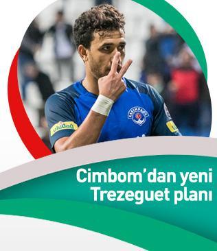 Galatasaray Trezeguet için pusuya yattı