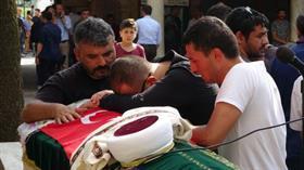Sel felaketinde ölen Elif son yolculuğuna uğurlandı