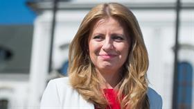 Zuzana Caputova Slovakya'nın ilk kadın Cumhurbaşkanı oldu