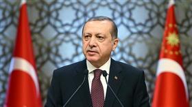 Başkan Erdoğan'dan ABD'ye S-400 için net yanıt: Tükürdüğümüzü yalamayız