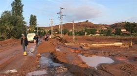 Kırıkkale'de sele kapılan karı koca öldü