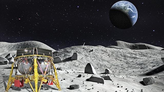 Hindistan Ay yolcusu