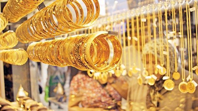 Altın yatırımcısı dört köşe