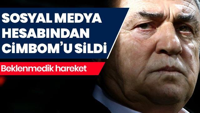 Yıldız futbolcu Galatasaray'ı sildi